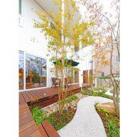 雑木の里庭