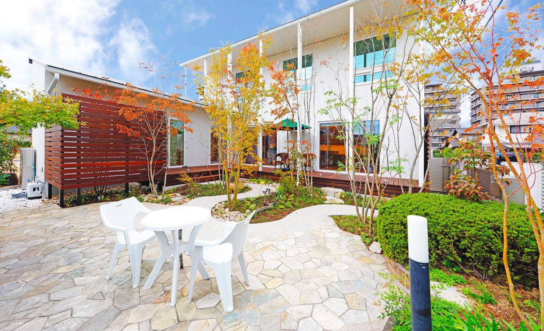 岡山・広島の庭づくりのプロ集団